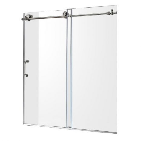 Valley Series 38 in. x 38 in. Shower Base in White